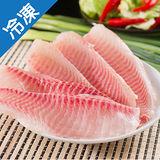 超爽口台灣鯛魚鮮切腹片3包(400g±5%/包)