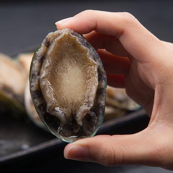 極嫩帶殼鮑魚1盒(500g±5%/盒)