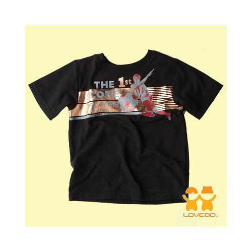 【LOVEDO-艾唯多童裝】運動潮流 最佳球員短袖T恤