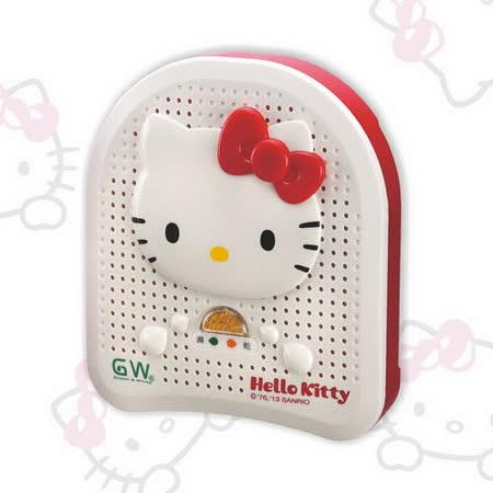 【網購】gohappy線上購物Hello Kitty 水玻璃除溼機-蝴蝶結(E-350KT)評價如何汐止 愛 買