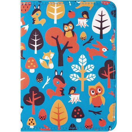 《DQ》旅遊趣護照夾(動物森林)