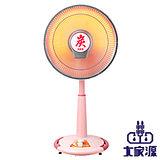大家源-14吋碳素電暖器(TCY-7203)
