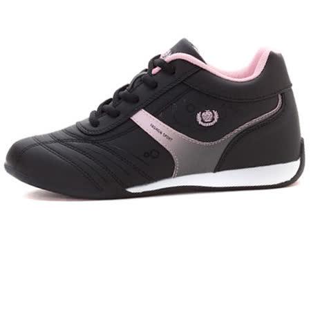 USA APPLE美國蘋果款5597黑粉紅正品女士運動鞋滑板鞋旅遊鞋氣墊鞋休閒鞋登山鞋