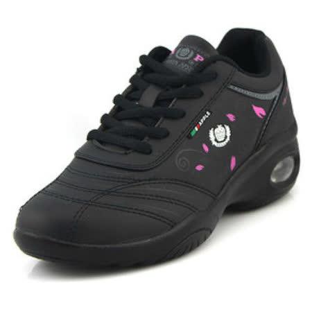 USA APPLE美國蘋果款5608黑色正品女士運動鞋滑板鞋旅遊鞋氣墊鞋休閒鞋登山鞋