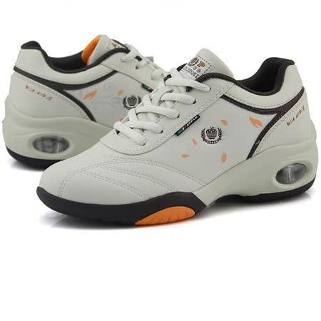 USA APPLE美國蘋果款5608米色正品女士運動鞋滑板鞋旅遊鞋氣墊鞋休閒鞋登山鞋
