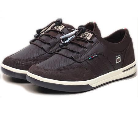 USA APPLE美國蘋果款8582深棕米正品男士運動鞋滑板鞋旅遊鞋氣墊鞋休閒鞋登山鞋