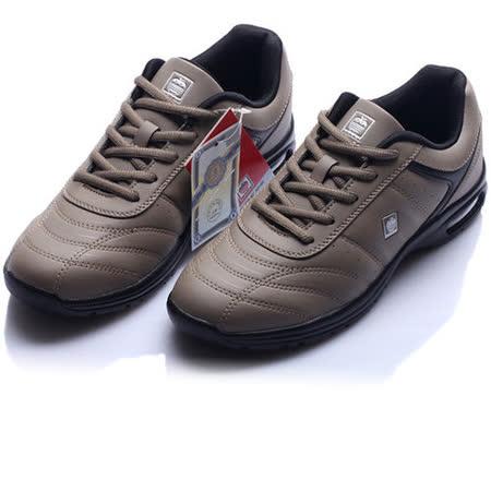 USA APPLE美國蘋果款8641A卡其色正品男士運動鞋滑板鞋旅遊鞋氣墊鞋休閒鞋登山鞋