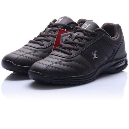 USA APPLE美國蘋果款8641A深棕色正品男士運動鞋滑板鞋旅遊鞋氣墊鞋休閒鞋登山鞋