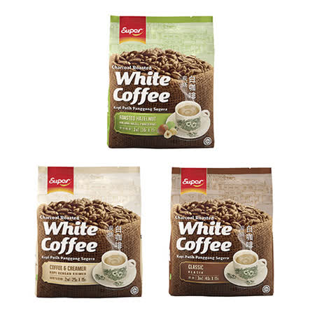 「超級」咖啡全系列  任選2袋組