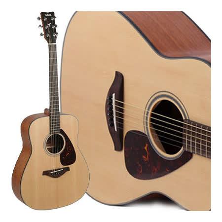 【YAMAHA】標準桶身 亮光 單板 民謠吉他 木吉他(FG700S)