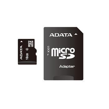 威剛MICRO SDHC 16G C4記憶卡