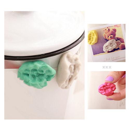 創意4入口香糖冰箱貼