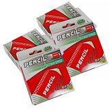 鉛筆造型冷氣出風口芳香劑補充包-4盒