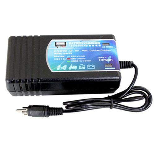 omax機車電池自動充