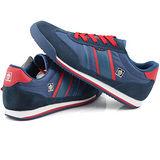 USA APPLE美國蘋果款8745湖藍正品男士運動鞋滑板鞋旅遊鞋氣墊鞋休閒鞋登山鞋
