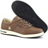 USA APPLE美國蘋果款8768淺棕色正品男士運動鞋滑板鞋旅遊鞋氣墊鞋休閒鞋登山鞋