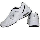 USA APPLE美國蘋果款9631白色正品男士運動鞋滑板鞋旅遊鞋氣墊鞋休閒鞋登山鞋