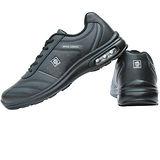 USA APPLE美國蘋果款9631黑色正品男士運動鞋滑板鞋旅遊鞋氣墊鞋休閒鞋登山鞋
