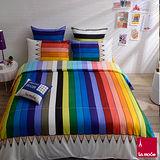 La Mode寢飾☆彩色鉛筆☆加大被套床包組