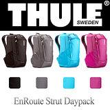 Thule 都樂EnRoute™ Strut 多功能15吋雙肩後背包 TESD-115黑色