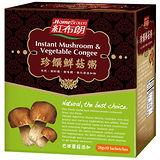 《紅布朗》珍饌鮮菇粥(28g*10包/盒)*3
