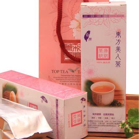 台灣茗茶 東方美人茶(紙盒)40gx2盒