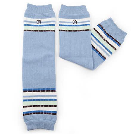 日本Leg'Woo襪套-運動時尚(粉藍)
