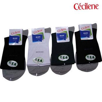 CECILENE無束口寬口紳士襪(25~27cm)