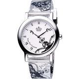 Juicy Couture 皇冠之心時尚腕錶 J1900775