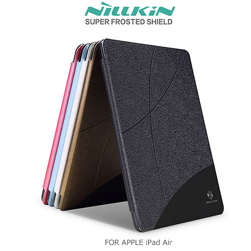 NILLKIN APPLE iPad Air 新皮士 優曲系列 側翻皮套