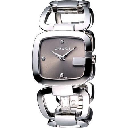 【真心勸敗】gohappy線上購物GUCCI G-Gucci 時尚名媛真鑽腕錶 YA125401效果如何大 遠 百 吃 的