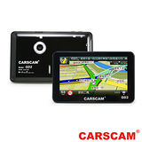 CARSCAM GD2 行車記錄測速GPS衛星導航機