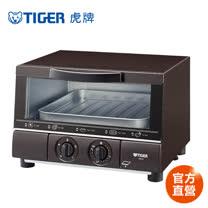 【TIGER 虎牌】8.25L五段式大容量電烤箱(KAE-H13R-T)買就送380CC不鏽鋼食物罐