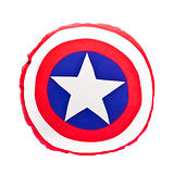 Marvel授權 復仇者聯盟-美國隊長 多功能造型抱枕