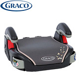 GRACO Junior Booster 幼兒&學童用成長型輔助汽車安全座椅/汽座 (閃亮星)