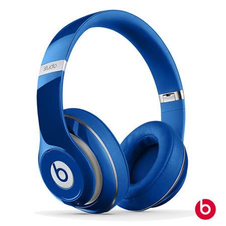 New Beats Studio 耳罩式耳機-藍