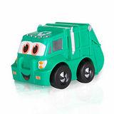 諾貝兒益智玩具 迷你超級環保車(軟殼) 迴力車