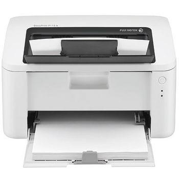 FujiXerox黑白雷射印表機P115B S-LED