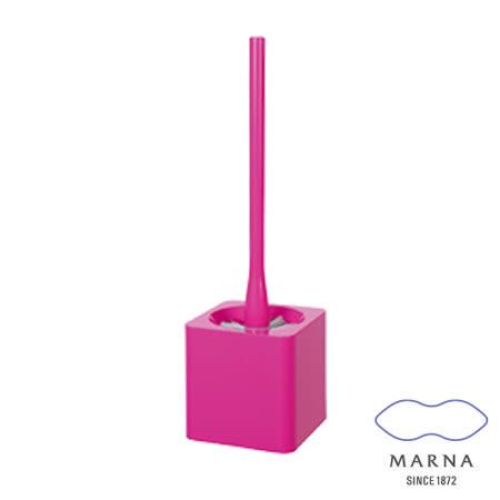 【MARNA】浴室馬桶刷(粉)