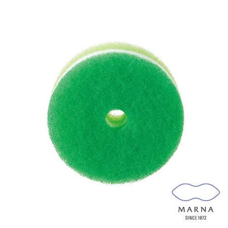 【網購】gohappy快樂購任選_【MARNA】廚房菜瓜布(深綠)推薦大 遠 百 吃