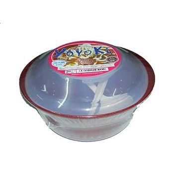 日式附蓋泡麵碗組