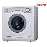 SANYO三洋7.5公斤不鏽鋼乾衣機SD-80U