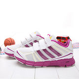 【Adidas】愛迪達中童超輕量運動鞋DQA23373