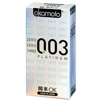 岡本003極薄型10入/盒