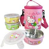 Hello Kitty環保餐具組KS-8213