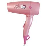 Hello Kitty折疊式吹風機OT-625