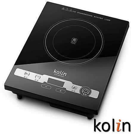 歌林Kolin-觸控式黑晶電陶爐(KCS-MN1205T)不挑鍋具