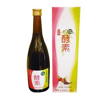 ★2件超值組★台酒紅麴蔬果酵素600ml