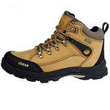 雪松RAN(CEDAR)款107深棕男女鞋情侶鞋專櫃正品防水防滑厚真牛皮戶外鞋露營鞋徒步鞋休閒鞋