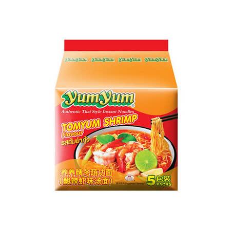 養養 泰式冬蔭貢湯麵 (5入)350g